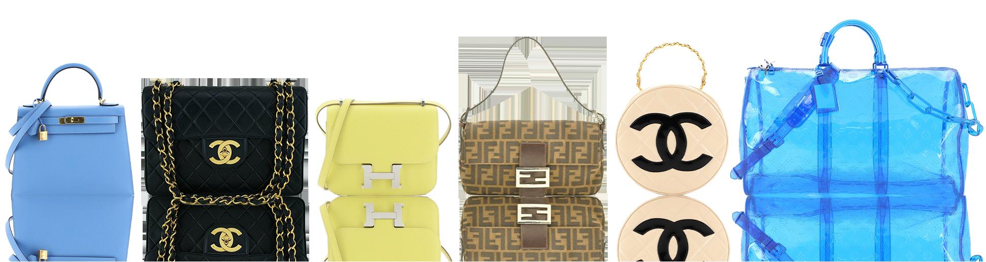 Handbags On Shelf At Brick and Mortar Boutique